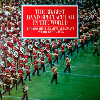 2xLP Various ‎– The Biggest Band Spectacular In The World