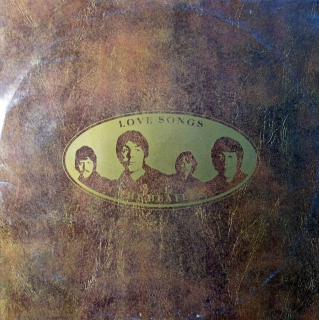 2xLP The Beatles ‎– Love Songs