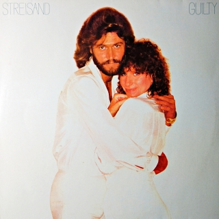LP Barbra Streisand ‎– Guilty