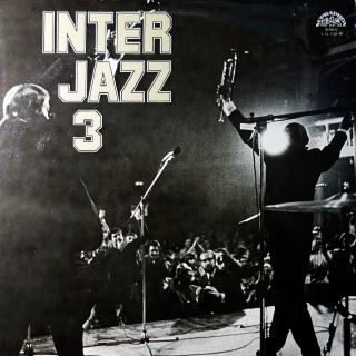 LP Various ‎– Interjazz 3