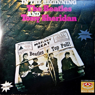 LP The Beatles And Tony Sheridan ‎– In The Beginning