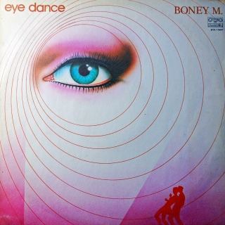 LP Boney M. ‎– Eye Dance