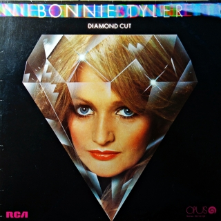 LP Bonnie Tyler ‎– Diamond Cut