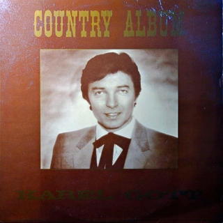 LP Karel Gott ‎– Country Album