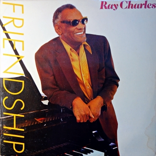 LP Ray Charles ‎– Friendship