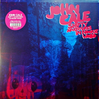 2xLP John Cale ‎– Shifty Adventures In Nookie Wood