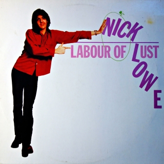 LP Nick Lowe ‎– Labour Of Lust