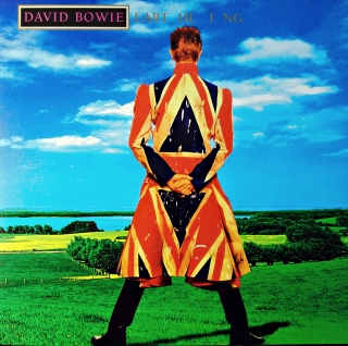 LP David Bowie ‎– Earthling