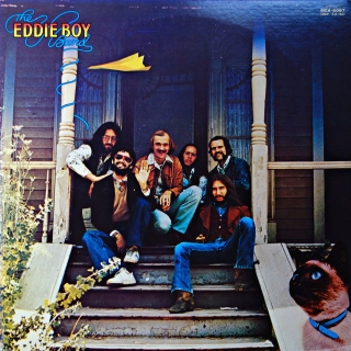 LP The Eddie Boy Band ‎– The Eddie Boy Band