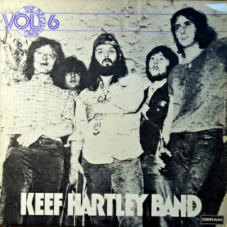 LP Keef Hartley Band ‎– The Beginning Vol. 6