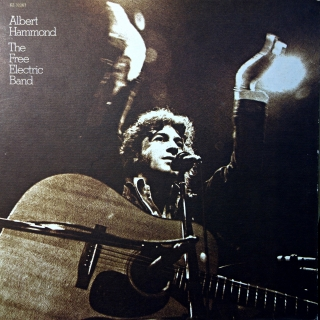 LP Albert Hammond ‎– The Free Electric Band
