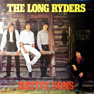 LP The Long Ryders ‎– Native Sons
