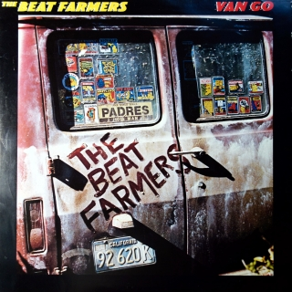 LP The Beat Farmers ‎– Van Go