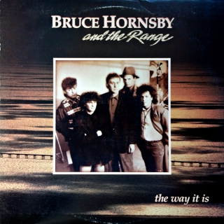 LP Bruce Hornsby And The Range ‎– The Way It Is