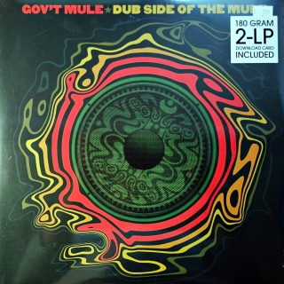 2xLP Gov't Mule ‎– Dub Side Of The Mule