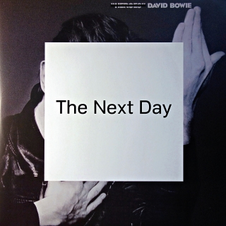 2xLP David Bowie ‎– The Next Day