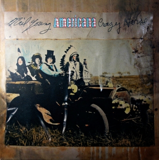 2xLP Neil Young With Crazy Horse ‎– Americana