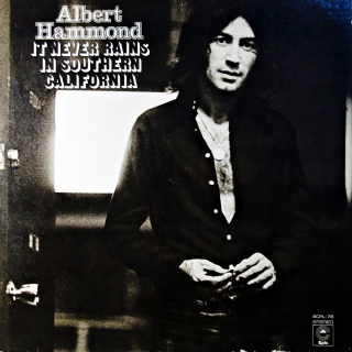 LP Albert Hammond ‎– It Never Rains In Southern California