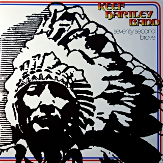 LP Keef Hartley Band ‎– Seventy Second Brave