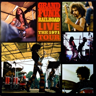 2xLP Grand Funk Railroad ‎– Live The 1971 Tour