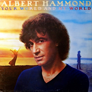 LP Albert Hammond ‎– Your World And My World