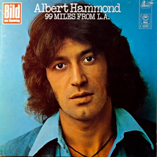 LP Albert Hammond ‎– 99 Miles From L.A.