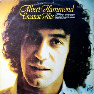 LP Albert Hammond ‎– Greatest Hits