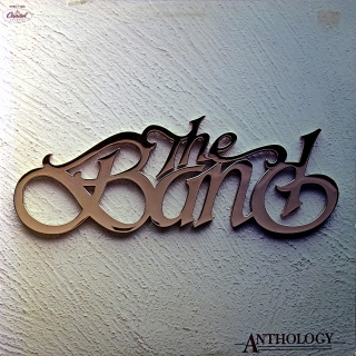 2xLP The Band ‎– Anthology