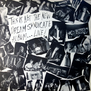 LP The Dream Syndicate ‎– This Is Not The New Dream Syndicate Album... Live!