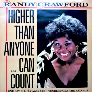 "12"" Randy Crawford - Higher than anyone can count"