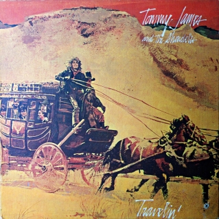 LP Tommy James And The Shondells ‎– Travelin'