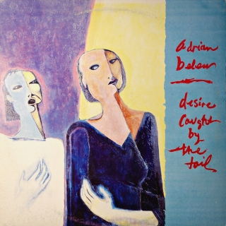 LP Adrian Belew ‎– Desire Caught By The Tail
