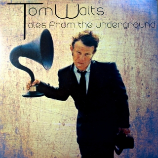 LP Tom Waits ‎– Tales From The Underground