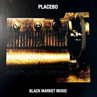 LP Placebo ‎– Black Market Music