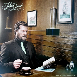2xLP John Grant ‎– Pale Green Ghosts