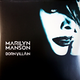 2xLP Marilyn Manson ‎– Born Villain