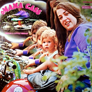 LP Mama Cass ‎– Dream A Little Dream