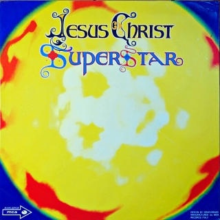 2xLP Various ‎– Jesus Christ Superstar