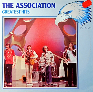 LP The Association ‎– Greatest Hits