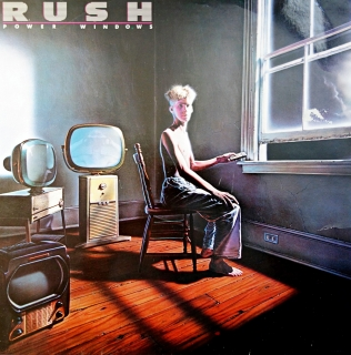 LP Rush ‎– Power Windows