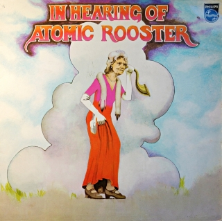 LP Atomic Rooster ‎– In Hearing Of