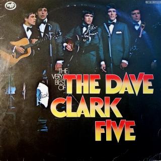 2xLP The Dave Clark Five ‎– The Very Best Of The Dave Clark Five