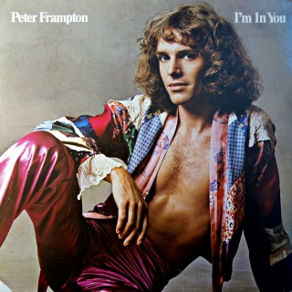 LP Peter Frampton ‎– I'm In You