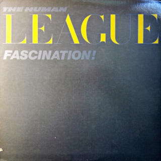 LP The Human League ‎– Fascination!
