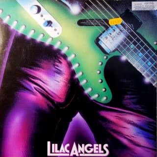 LP Lilac Angels ‎– Hard To Be Free