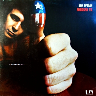 LP Don McLean ‎– American Pie
