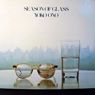 LP Yoko Ono ‎– Season Of Glass