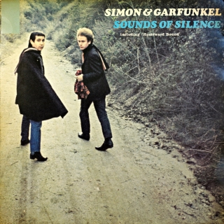 LP Simon & Garfunkel ‎– Sounds Of Silence
