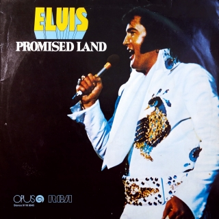 LP Elvis Presley ‎– Promised Land