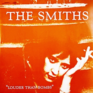 2xLP The Smiths ‎– Louder Than Bombs